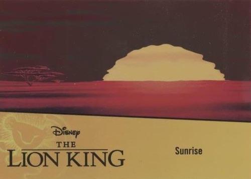 2020 Upper Deck Lion King Trading Cards 4