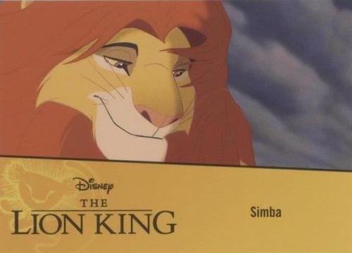2020 Upper Deck Lion King Trading Cards 5