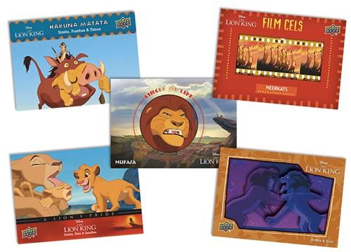 2020 Upper Deck Lion King Trading Cards 1