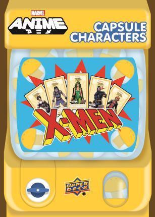 2020 Upper Deck Marvel Anime Trading Cards 6