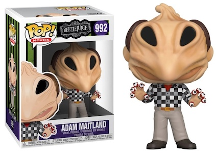 Ultimate Funko Pop Beetlejuice Figures Gallery and Checklist 9