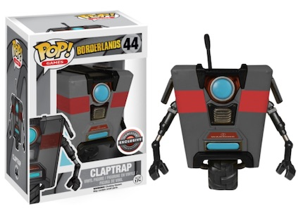 Ultimate Funko Pop Borderlands Figures Checklist and Gallery 6