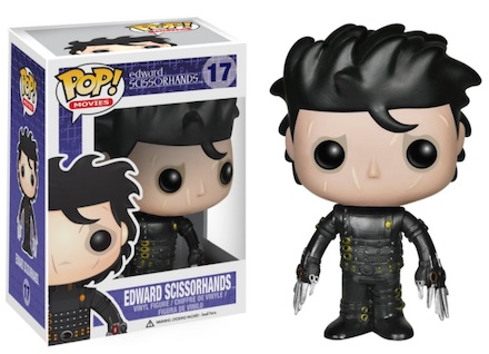 Funko Pop Edward Scissorhands Figures 1