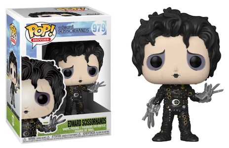 Funko Pop Edward Scissorhands Figures 2