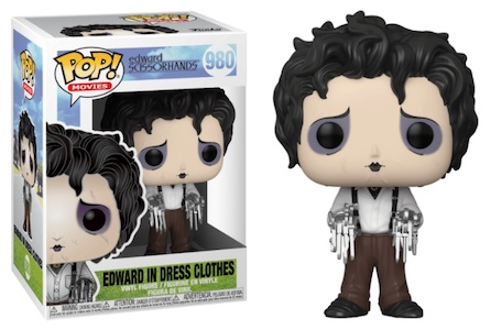 Funko Pop Edward Scissorhands Figures 3
