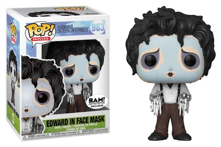 Funko Pop Edward Scissorhands Figures 6