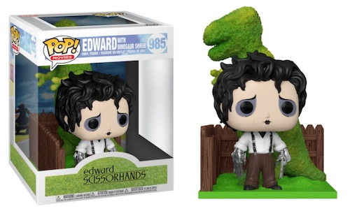 Funko Pop Edward Scissorhands Figures 7