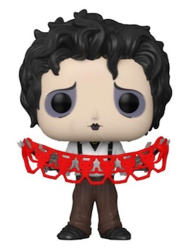 Funko Pop Edward Scissorhands Figures 5