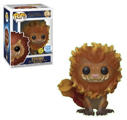 Ultimate Funko Pop Fantastic Beasts Figures Gallery and Checklist 33