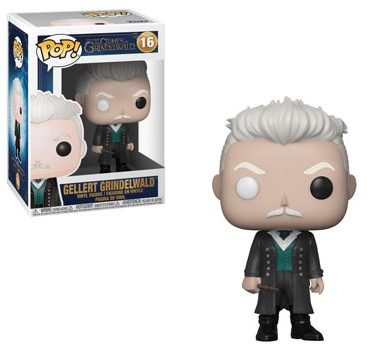 Ultimate Funko Pop Fantastic Beasts Figures Gallery and Checklist 19