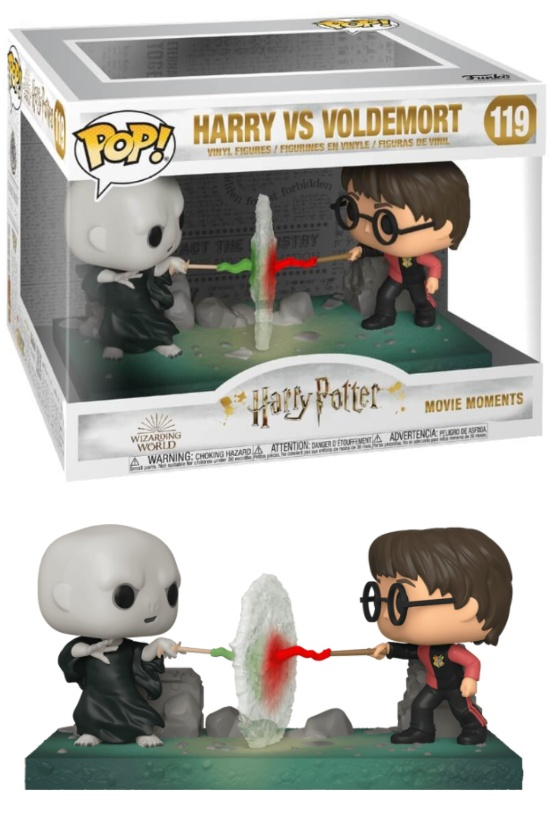 Ultimate Funko Pop Harry Potter Figures Gallery and Checklist 127