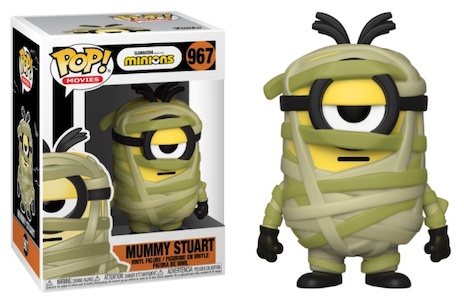Ultimate Funko Pop Minions Figures Gallery and Checklist 24