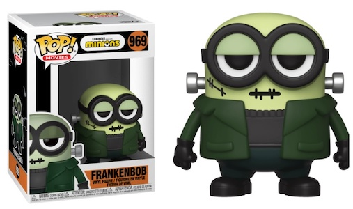 Ultimate Funko Pop Minions Figures Gallery and Checklist 26