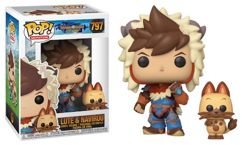 Ultimate Funko Pop Monster Hunter Figures Gallery and Checklist 5