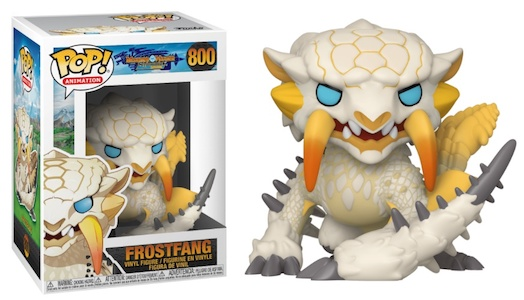 Ultimate Funko Pop Monster Hunter Figures Gallery and Checklist 8