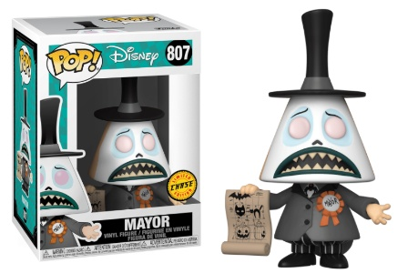 Ultimate Funko Pop Nightmare Before Christmas Figures Checklist and Gallery 69