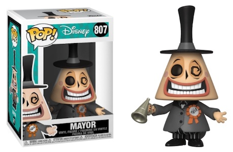 Ultimate Funko Pop Nightmare Before Christmas Figures Checklist and Gallery 68