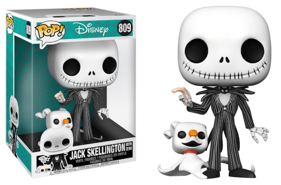 Ultimate Funko Pop Nightmare Before Christmas Figures Checklist and Gallery 71