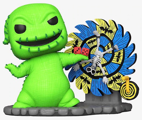 Ultimate Funko Pop Nightmare Before Christmas Figures Checklist and Gallery 73