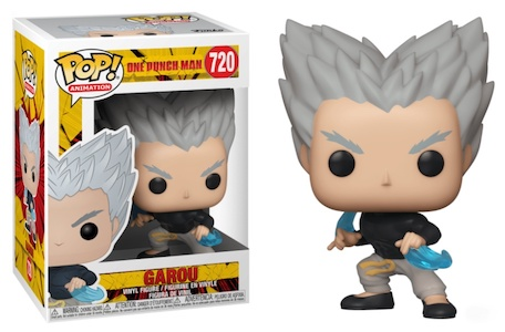 Ultimate Funko Pop One Punch Man Figures Gallery and Checklist 6