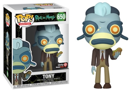 Ultimate Funko Pop Rick and Morty Figures Checklist and Gallery 72
