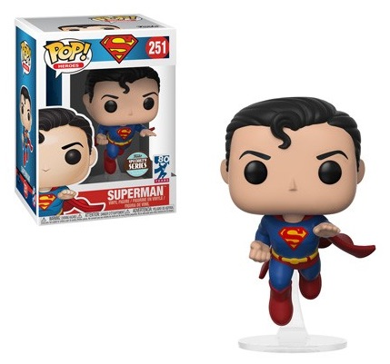 Ultimate Funko Pop Superman Figures Checklist and Gallery 27