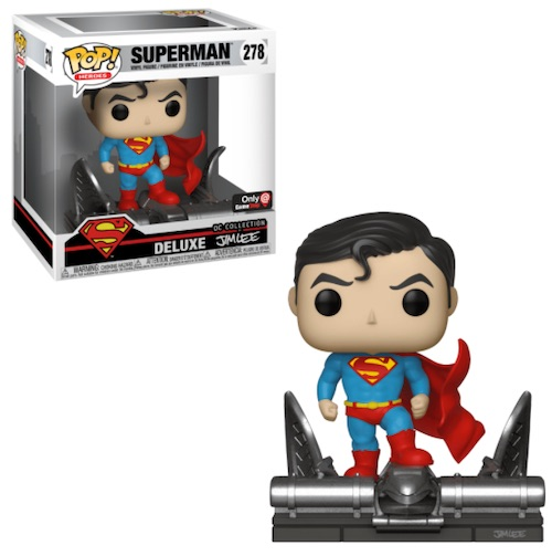Ultimate Funko Pop Superman Figures Checklist and Gallery 28