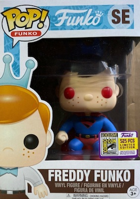 Ultimate Funko Pop Superman Figures Checklist and Gallery 46