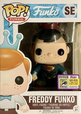 Ultimate Funko Pop Superman Figures Checklist and Gallery 34