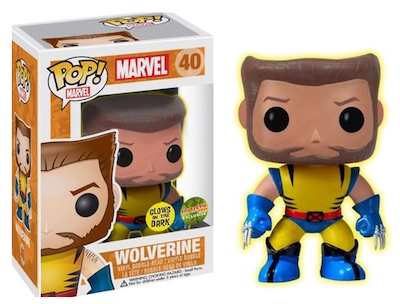 Ultimate Funko Pop X-Men Figures Gallery and Checklist 14