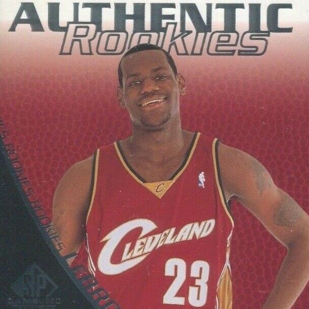 Overlooked Lebron James Rookie Card Guide Checklist Top List Buying
