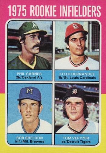 Top 10 Keith Hernandez Baseball Cards 12