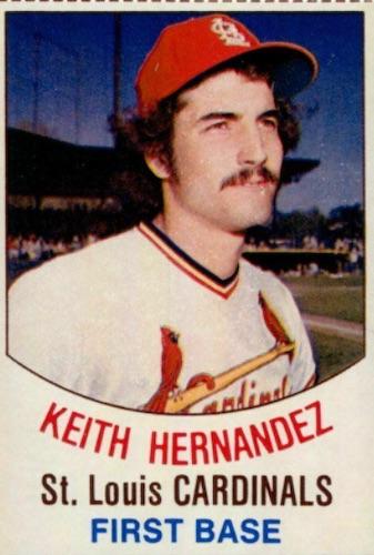 Top 10 Keith Hernandez Baseball Cards 4