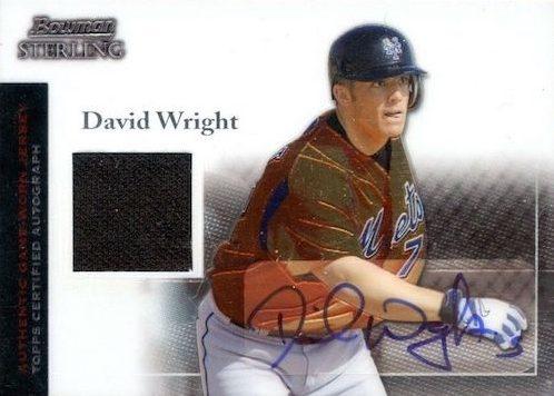 Top 10 David Wright Baseball Cards 3