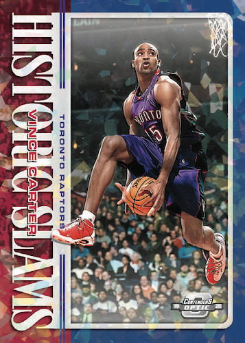 2019-20 Panini Contenders Optic Basketball Cards - Checklist Added 2