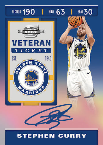 2019-20 Panini Contenders Optic Basketball Cards - Checklist Added 5