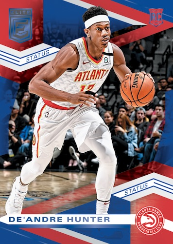 2019-20 Panini Donruss Elite Basketball Cards 4
