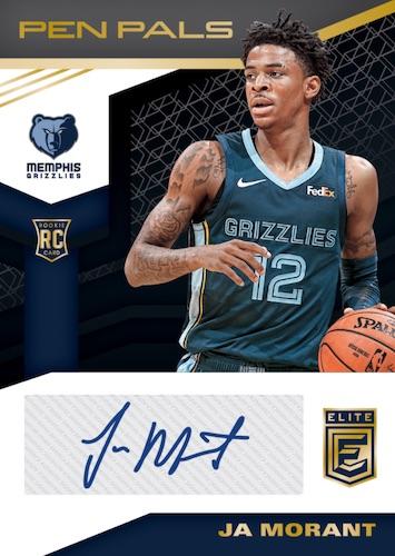 2019-20 Panini Donruss Elite Basketball Cards 5