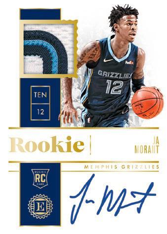 2019-20 Panini Encased Basketball Cards 3
