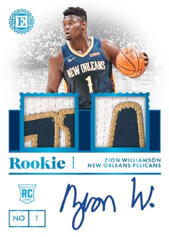 2019-20 Panini Encased Basketball Cards 4