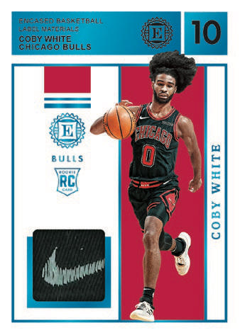 2019-20 Panini Encased Basketball Cards 7