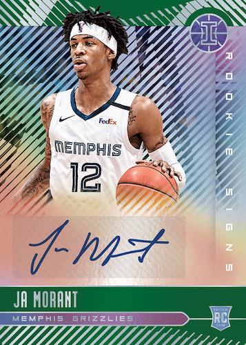 2019-20 Panini Illusions Basketball Cards 8