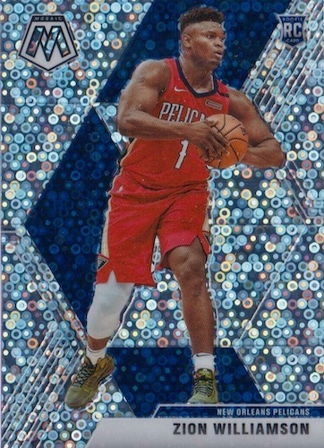 2019-20 Panini Mosaic Basketball Variations Checklist and Gallery 3