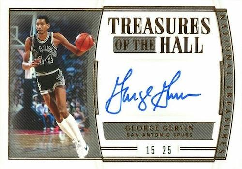 2019-20 Panini National Treasures Basketball Cards 13