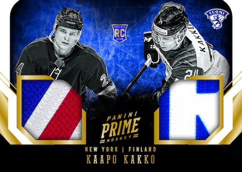 2019-20 Panini Prime Hockey Cards 3