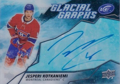 2019-20 Upper Deck Ice Hockey Cards 14