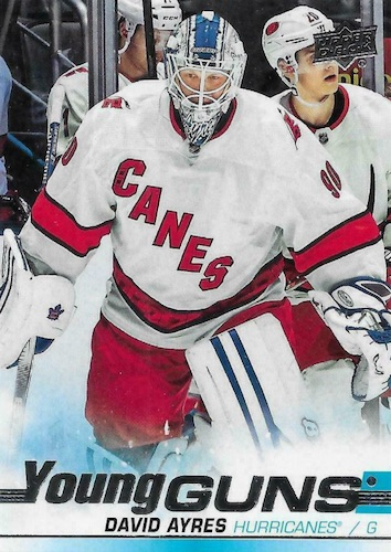 Full 2019-20 Upper Deck Young Guns Rookie Checklist and Gallery 106