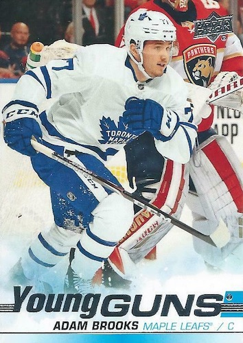Full 2019-20 Upper Deck Young Guns Rookie Checklist and Gallery 113