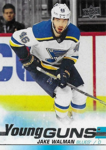 Full 2019-20 Upper Deck Young Guns Rookie Checklist and Gallery 114