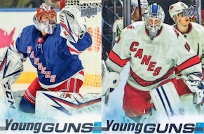 Full 2019-20 Upper Deck Young Guns Rookie Checklist and Gallery